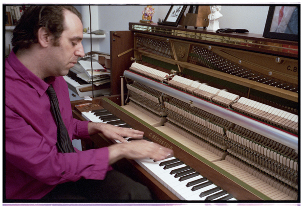 Chilly Gonzales & le Piano