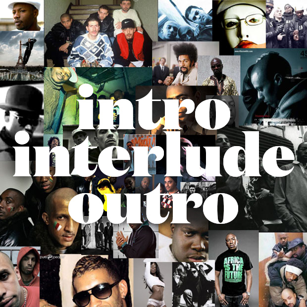 intro interlude outro mixtape