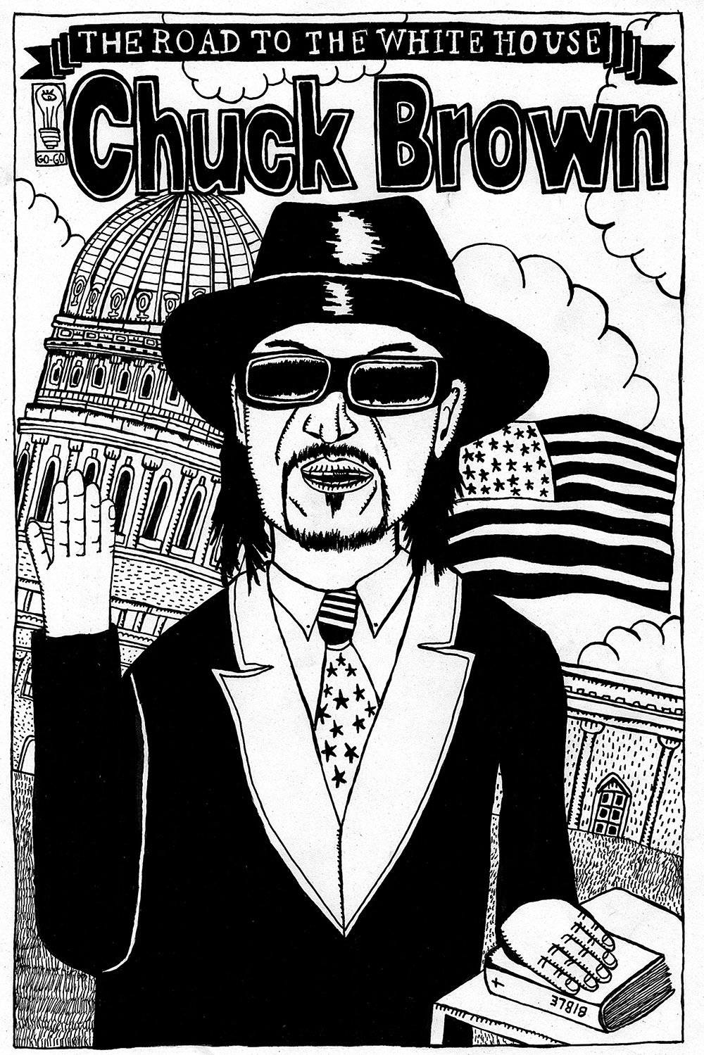 Chuck Brown / Hector de la Vallée