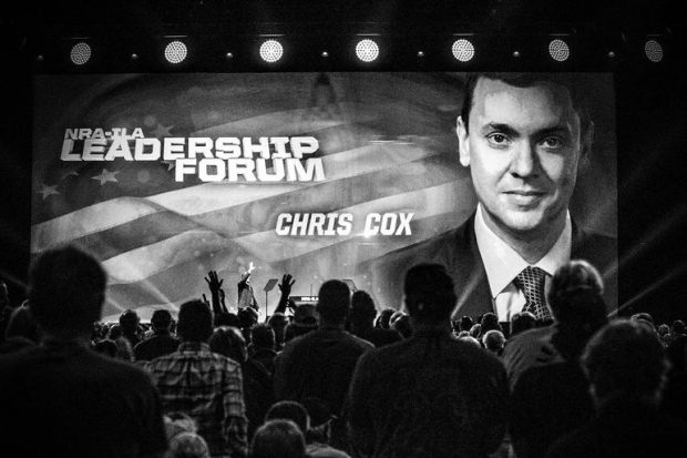 Chris Cox CEO of the NRA-ILA Leadership Forum