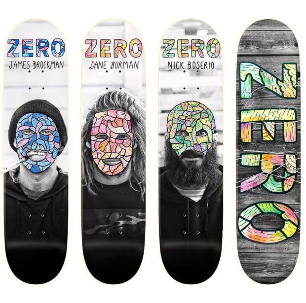 LUCAS BEAUFORT ZERO BOARDS