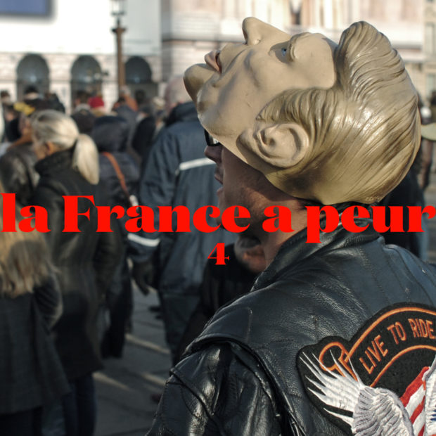 La France a peur 4 #mixtape